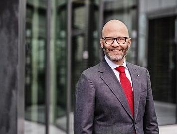 Marco Iannaccone je novým místopředsedou představenstva UniCredit Bank Czech Republic and Slovakia. (8.4.2020)