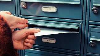 Pošta schránka