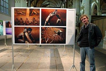 Fotografie oceněné na soutěži World Press Photo, 2005