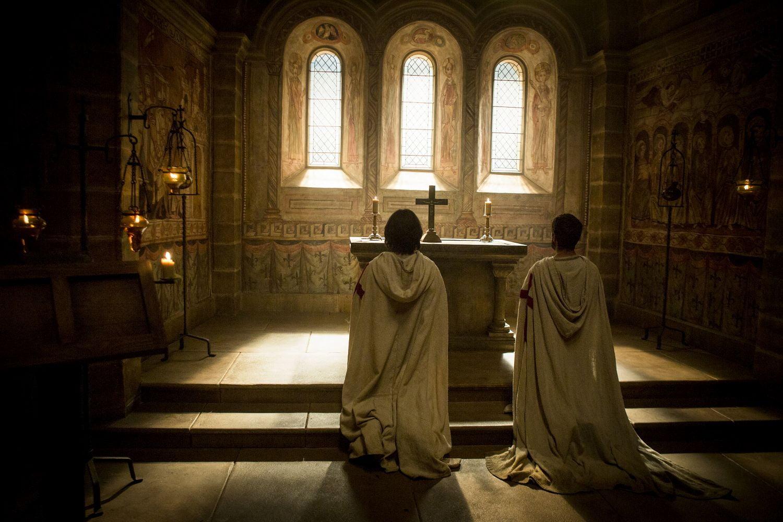 Soumrak templářů, HBO 2017