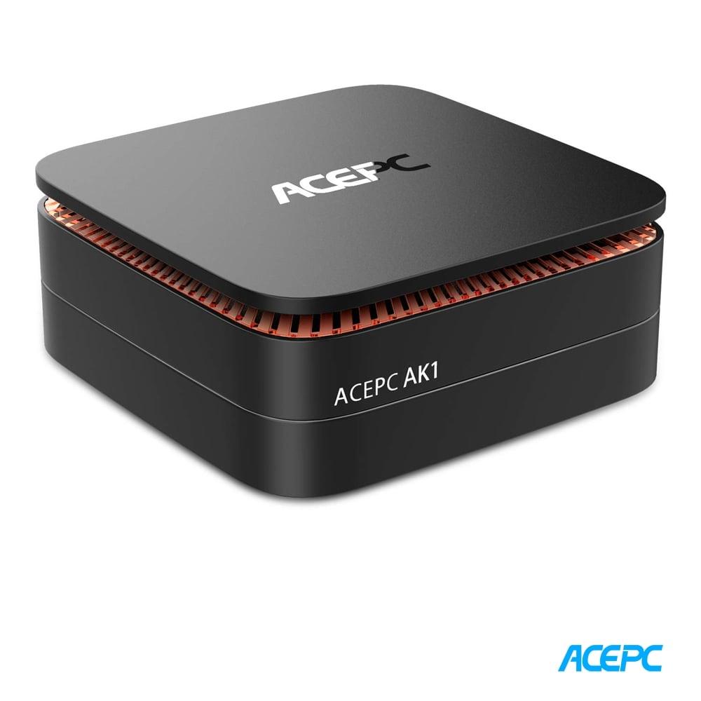 AK1 - Představení přístroje