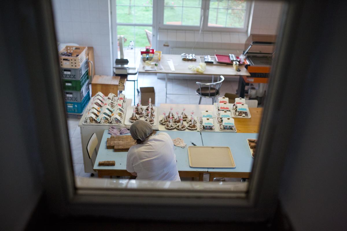 Orginální pardubický perník pečou v rodinné firmě JaJa už 25 let