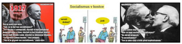 Socialistické vtipy (od Lenina po Brežněva)