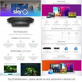 Sky Q Multiscreen