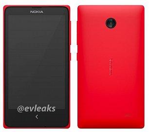 Údajná uniklá fotka prototypu Nokia Normandy