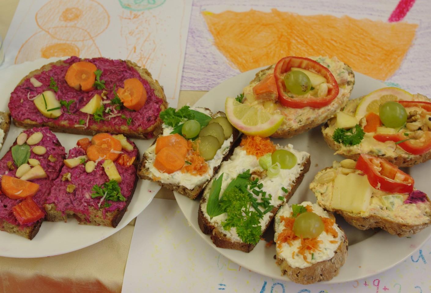 Zdravá strava do škol učí děti zdravě jíst