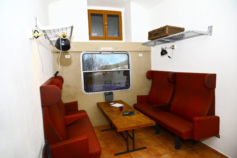 Bar, který vsadil na retro a cestování
