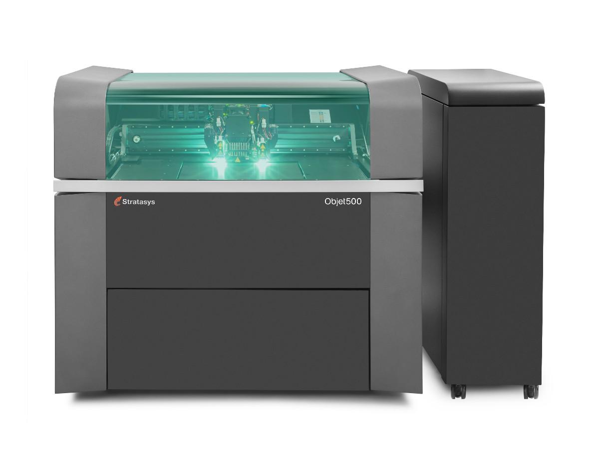Barevná 3D tiskárna