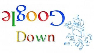 Když vypadne Google, rozbije se internet