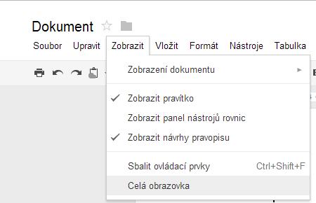 gdocs-cela obrazovka