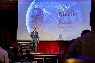 Martin Kasa, Pilulka Lékárny