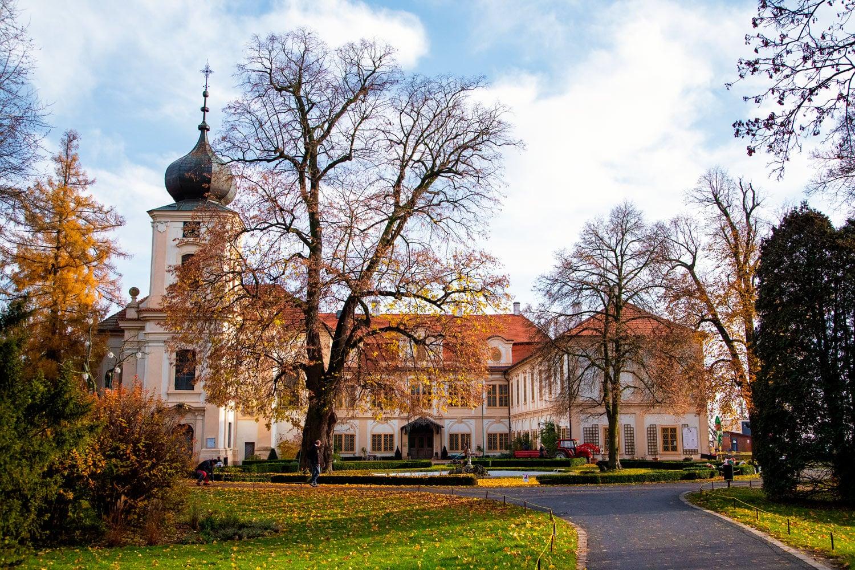 Jak se žije na zámku Loučeň