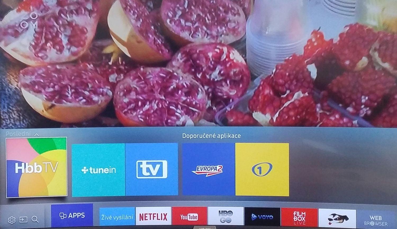 Samsung UE49K6372SU - HbbTV