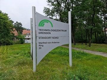 Technologické centrum Drážďany