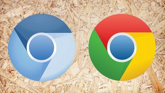 Chrome vs. Chromium: kdo je kdo akterý znich chcete