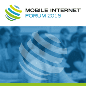 Logo Mobile Internet Forum 2016