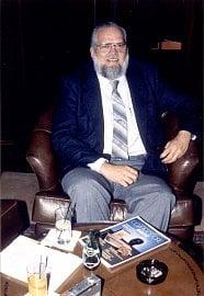 Jay Miner - tvůrce legendárních počítačů.