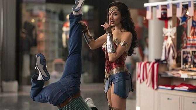 [aktualita] Wonder Woman 1984 kvůli pandemii přeskočí kina, v Česku bude na HBO Go