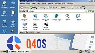 Root.cz: Stará Windows XP? Ne, takhle umí vypadat Linux