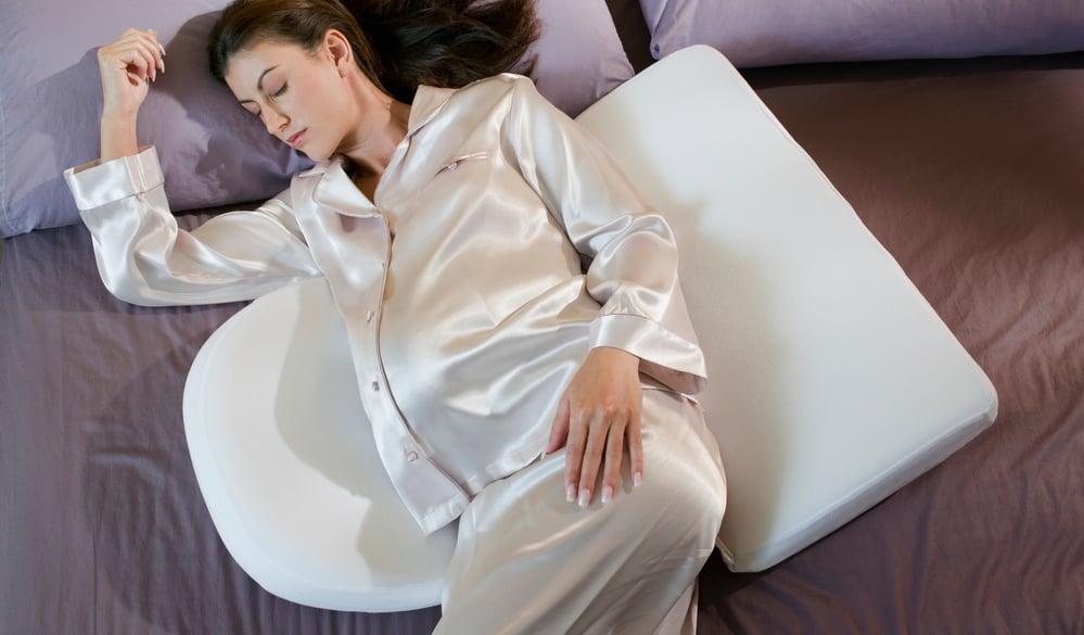 Spánek v těhotenství