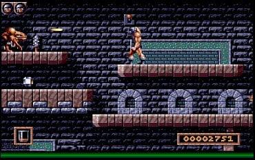 Gods - Amiga. Zde jsou obě verze vizuálně nerozeznatelné. Amiga je při hraní ale opět o něco plynulejší (je to znát, když se objeví více objektů na obrazovce).
