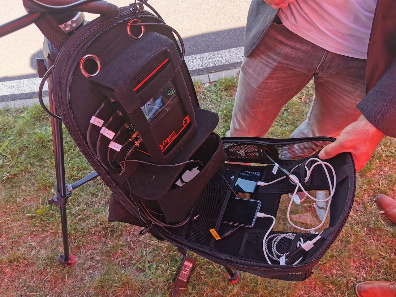Testovací 5G síť Vodafonu v Karlových Varech