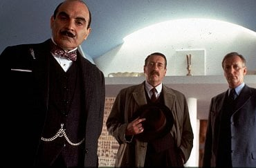 Hercule Poirot – Pět malých prasátek.