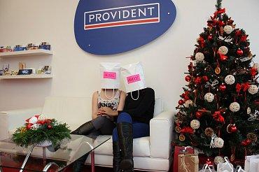 Veselé Vánoce nám přeje Provident :)