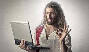 Ježíšův komplex? Vážně?