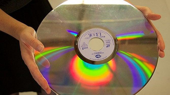 Krásné staré stroje: fenomén jménem LaserDisc, který Čechy minul