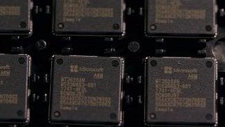 MS Azure Spehere - čipy