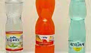 Ochucené vody: Vjedné láhvi je idvacet kostek cukru