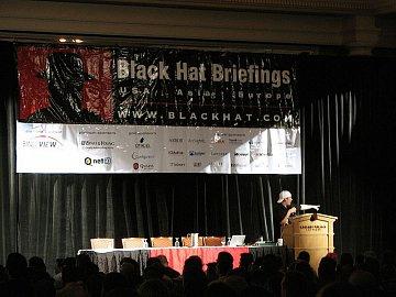 Black Hat je od roku 2005 (foto) pořádán vydavatelstvím CMP Media.