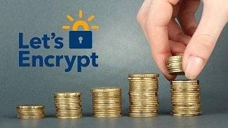 Provoz Let'sEncrypt stojí 3miliony dolarů ročně