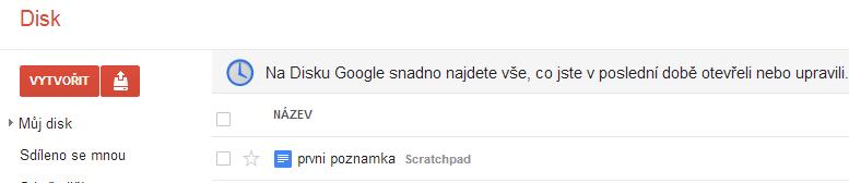 chrome scratchpad docs