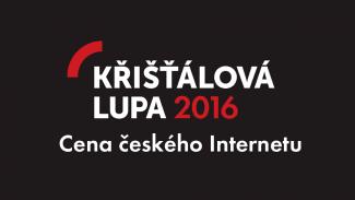 Lupa.cz: Kdo vyhraje Kříšťálovou Lupu? Hlasování začalo!
