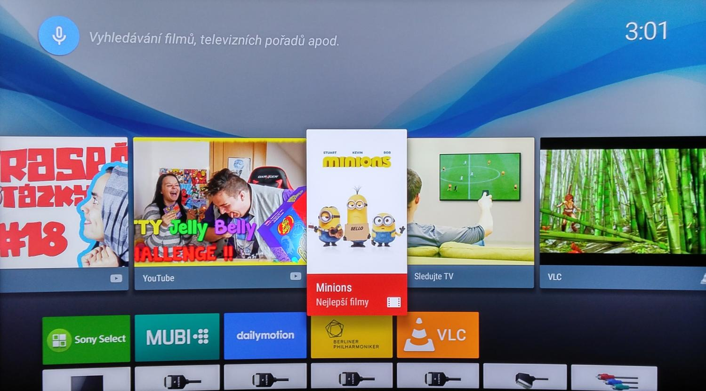 Sony KD-55X8505 - Smart TV
