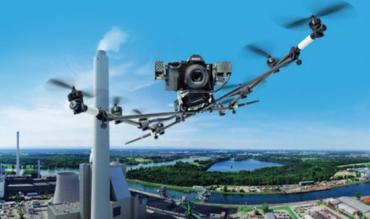 Dron od Ascending Technologies.