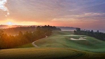 Hřiště Robert Trent Jones Golf Trail, Opelika, USA.