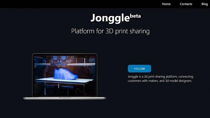 [aktualita] Studentský startup na sdílení 3D tiskáren Jonggle uspěl v Green Light akcelerátoru