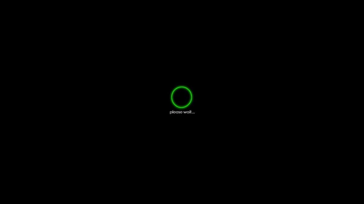 První start přístroje a online aktualizace