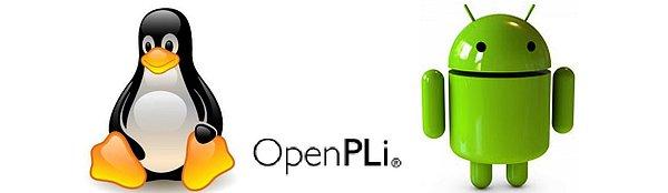 Systém Image Enigma2 je částečně modifikován na OpenPLi