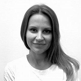 Lenka Pokorná - redaktorka