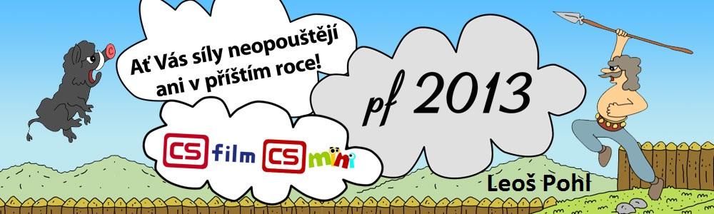 PF 2013 - přání, která dorazila do redakce serveru DigiZone.cz