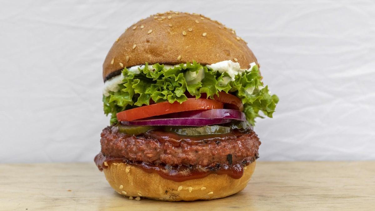Vegangrill: české veganské burgery