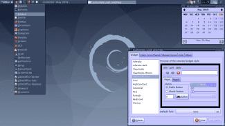 IceWM na Debianu