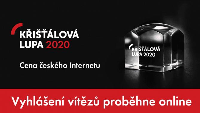 [článek] Kdo vyhraje Křišťálovou Lupu 2020? Sledujte vyhlášení poprvé čistě online