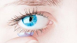 Kdyna kontaktní čočky přispívá pojišťovna
