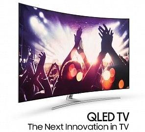 Samsung QLED má reprodukovat 100 % barevného prostoru s pomocí přepracované technologie Quantum Dot.