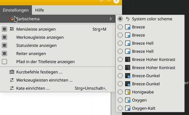 KDE Plasma 5.18